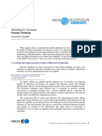 OECD Schooling for Tomorrow - Summary