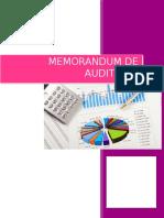 Memorandum de Auditoria[1]