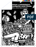 Aportes teóricos y metodológicos para una investigación social situada