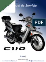 C110 - Manual Servicios