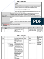 hpe 458 volleyball lesson plan 1 ct fall 2015