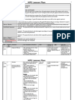 hpe 458 volleyball lesson plan 3 ct fall 2015