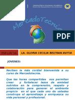 Mercadotecnia Para II 2016 Unidad IV