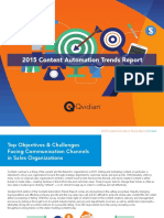 2015 Content Automation Trends Report