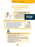 Documentos Primaria Sesiones Unidad06 CuartoGrado Integrados 4G-U6-Sesion09