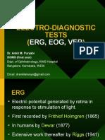 Electrodiagnostictests