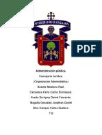 Administración Pública Consejería Jurídica (1)