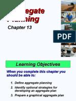 Heizer 13 Aggregate Planning 2016