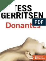 Donantes_ - Tess Gerritsen