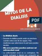 Mitos de La Dialisis