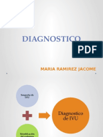 Diagnostico Ivu