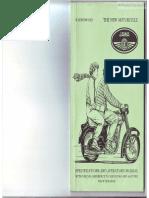 1957 JCZ 355 356 Manual English
