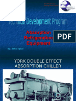 Absorption Chiller Basics