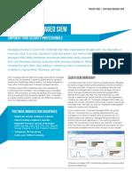 Trustwave Managed SIEM Data Sheet