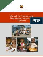 Manual de Tratamento e Reabilitacao Nutricional Volume I