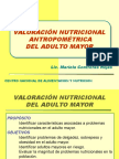 valoracion antropométrica adulto mayor enero 2008.ppt