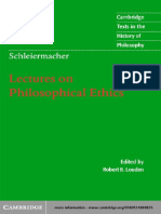 Schleiermacher. Lectures on Philosophical Ethics.pdf