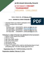 Hangama Challenge- Team Invitation