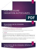 Pox Pressure Oxidation Autoclaves