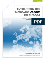 Evolution of the European Cloud Market_ES