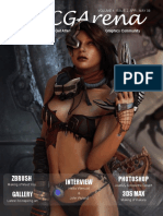 Cgarena Apr-may09 Magazine