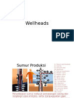 Wellhead for oil and gas well