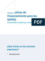 PERU Alternativas Financiamiento Sesion2