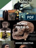 Género Homo