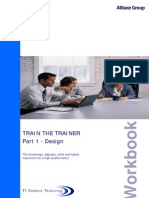 Train the Trainer - Workbook - Version 7- 22 02 2004