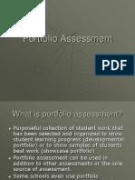 p12resources Portfolio Assessment