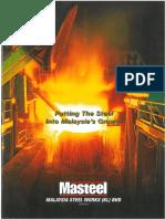 Masteel Catalogue