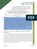 8. Ijasr - Assessing Quality and Quantification of Municipal