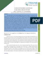 22. IJASR - Field Evaluation of Fungicides Against Blast