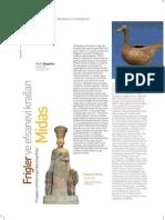 Anadolu uygarliginin gorkemli simgesi - Frigler.pdf