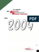 Resumen BEH Cores 2009