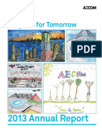 AECOM 2013 Annual Report