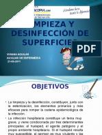 limpiezaydesinfeccindesuperficies12-110930102000-phpapp01
