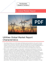 Utilities Global Market Briefing Report 2016_sample