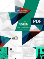 EPIC Consulting Group