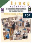 Gateway Newsletter May 2016