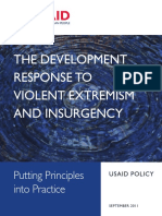 USAID, Guide to the Drivers of Violent Extremism, 2000