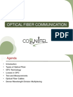 Optical Fiber Communication training