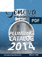 Plumbing Catalog- Genova Products