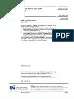UNI EN ISO 9001.2015