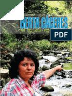 Berta Cáceres Voz Del Agua y de La Tierra