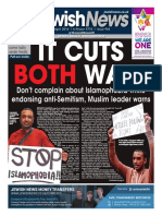 14th April 2016, Jewish News, Issue 946