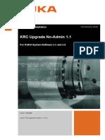 KRC Upgrade No Admin 11 En