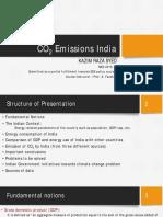CO2 Emissions India_Kazim Raza Syed