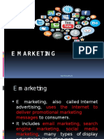 E Marketing_add_types and e Marketing Mix