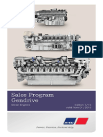 3190171 MTU Gendrive SalesProgram